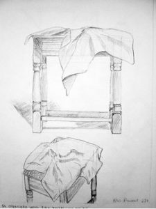 Sketching object