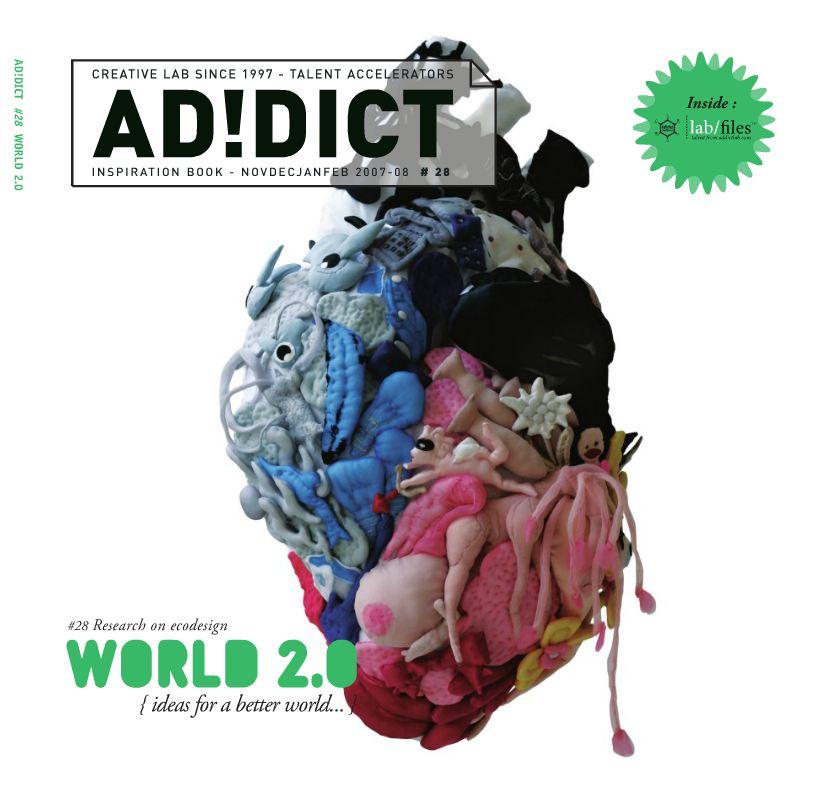 Cover Addict 28